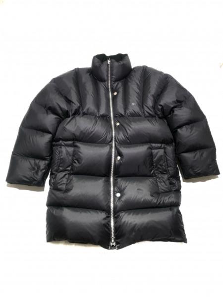 ACNE オーバーサイズダウンジャケット size:46 BLACK【中古】
