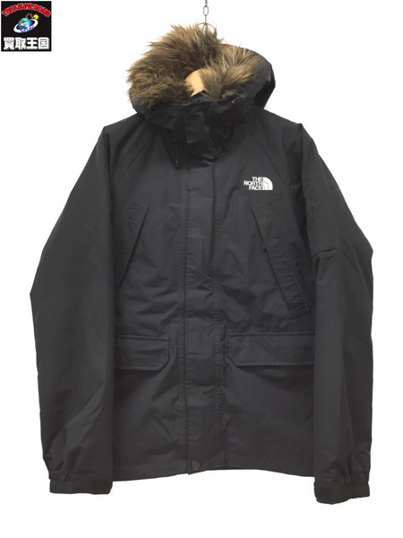 THE NORTH FACE GRACE TRICLIMATE JACKET sizeM BLK ザ ノースフェイス グレース トリクライメート ジャケット 【中古】