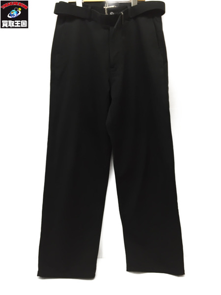 AURALEE LOOSE TWILL WIDE PANTS(3)【中古】