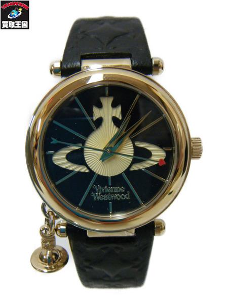 Vivienne Westwood 腕時計 VV006BKGD【中古】