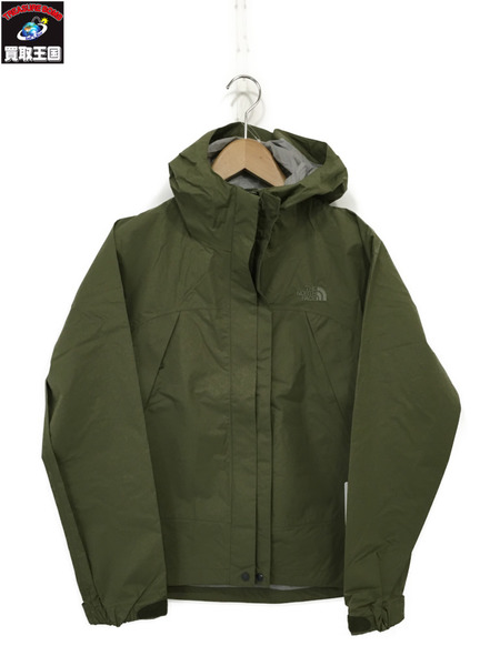 THE NORTH FACE/Dot Shot Jacket/BGバートンオリーブ/M【中古】