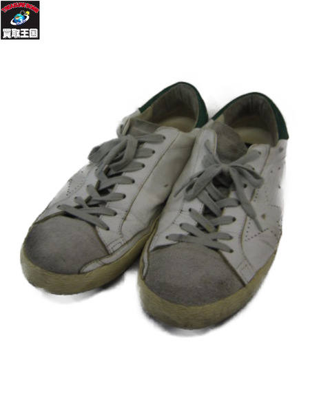 GOLDEN GOOSE SUPERSTAR スニーカー【中古】