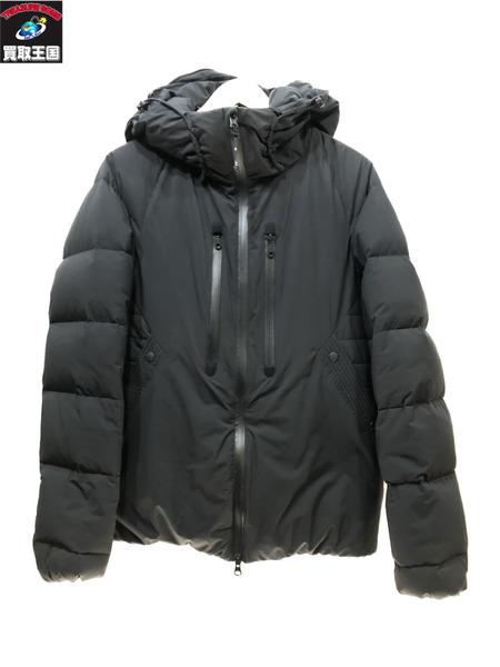 F/CE ×NANGA FT BOMB JK ダウンジャケット ブラック SIZE S エフシーイー ナンガ【中古】