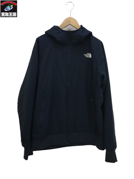 THE NORTH FACE NT61984 REVERSIBLE TECH HOODIE XL【中古】