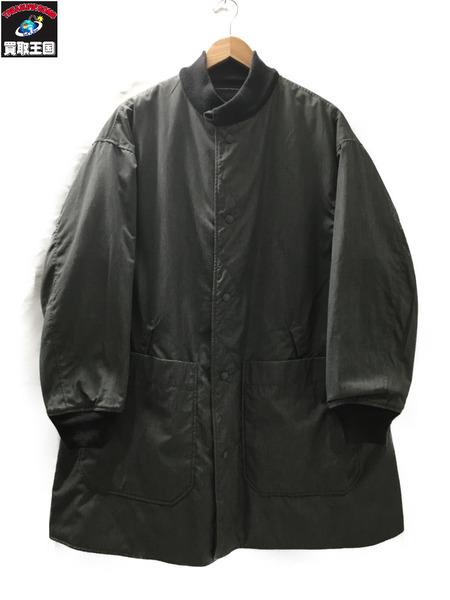 Engineered Garments エンジニア―ドガ-メンツ Liner Jacket Animal Wool Jacquard S【中古】