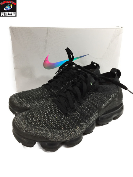 NIKE AIR VAPORMAX FLY KNIT 26.5cm/942842-012 ナイキ【中古】