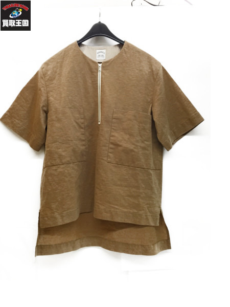 SUNSEA Dry Cotton Pull Over サンシー【中古】