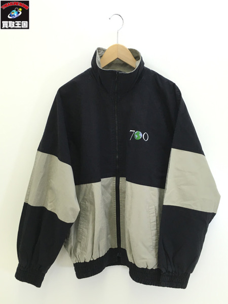 700fill アースロゴブルゾン【中古】[▼]