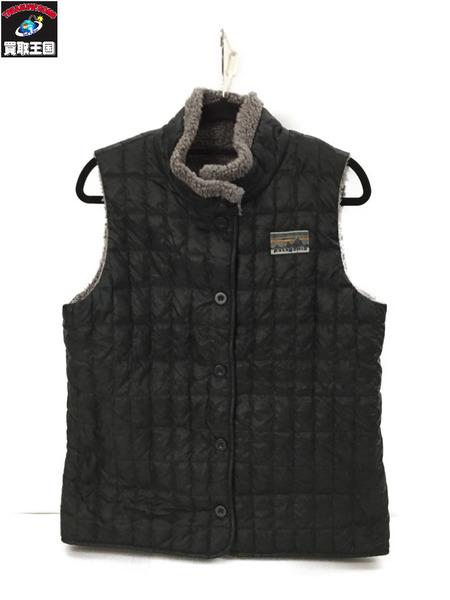 patagonia Recycle Fleece/Down Vest 28085FA16【中古】