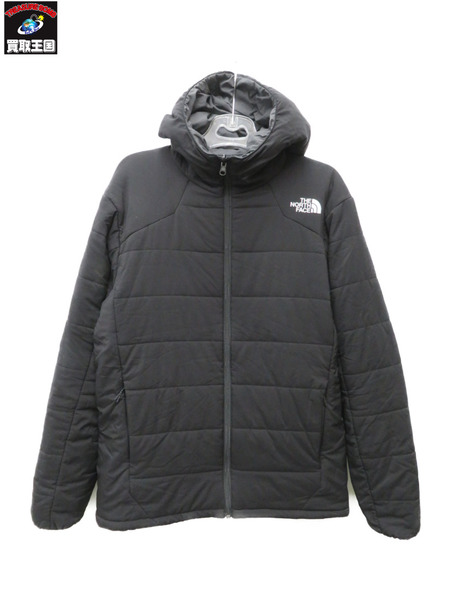 THE NORTH FACE/Reversible Anytime Insulated Hoodie/L/黒【中古】