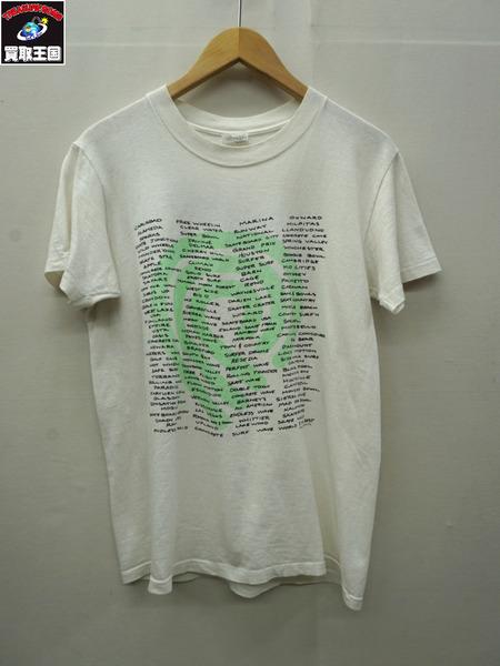 80~90年代/Stedman/ステッドマン/POWELL/ヴィンテージ/Tシャツ/M【中古】