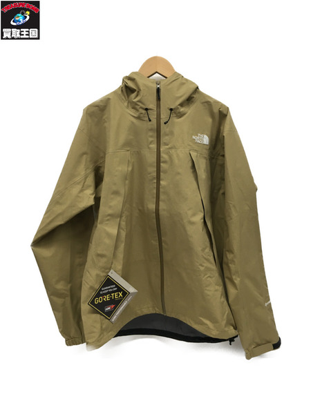 THE NORTH FACE Climb LIght Jacket/ベージュ/XL【中古】