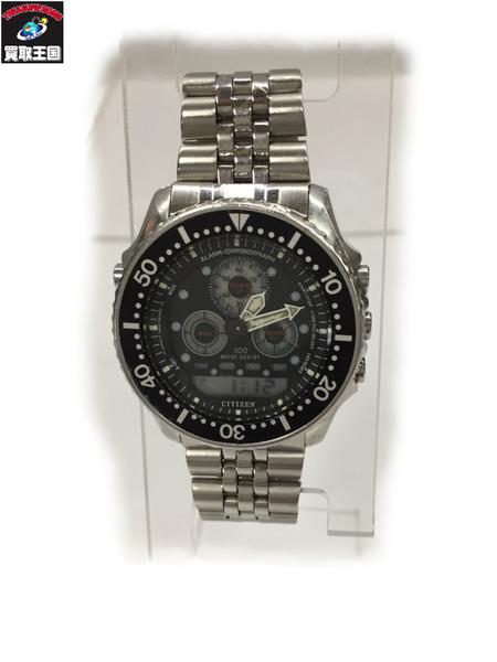 CITIZEN 腕時計 デジアナ 腕時計 CITIZEN/GN-4-S【中古】, Riruse:967861d4 --- officewill.xsrv.jp