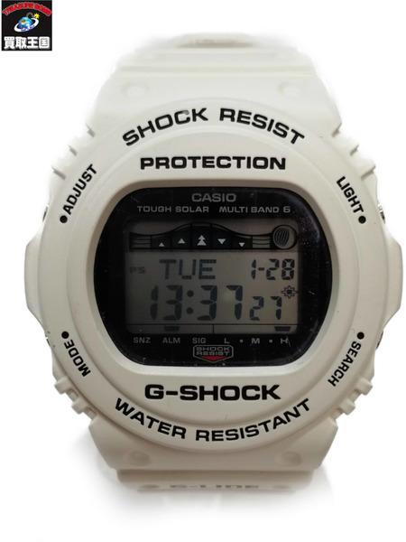 G-SHOCK/GWXー5700CS/ソーラー電波/WHT【中古】