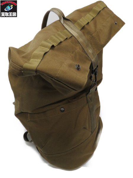 ENDS and MEANS Refugee Duffle Bag ダッフルバッグ【中古】