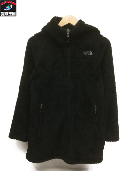 THE NORTH FACE バーサロフトロングフリース(S)黒【中古】[▼]