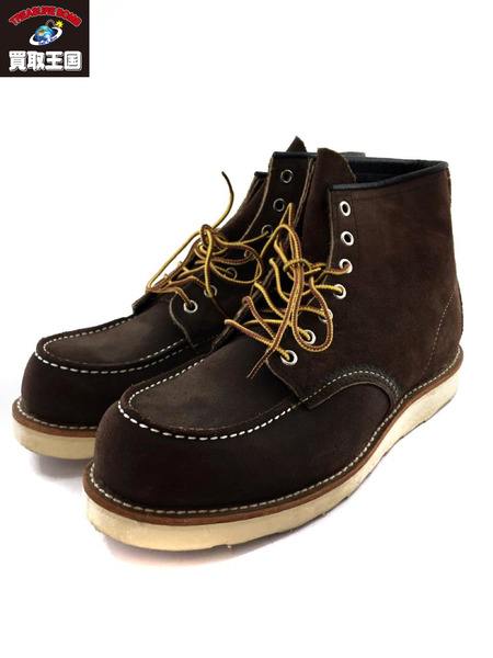 RED WING 8878 MOC TOE 9.5【中古】