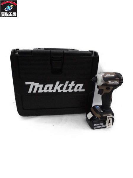 マキタ 充電式インパクトドライバセット 18V 6.0Ah【中古】