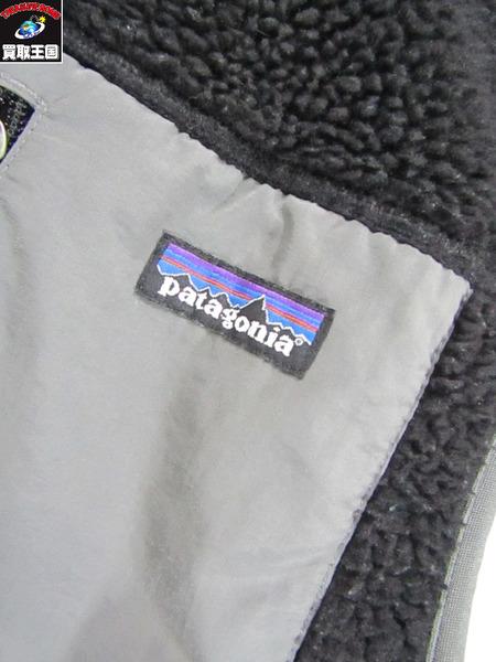 patagonia レトロX ベスト 黒 S 11年製