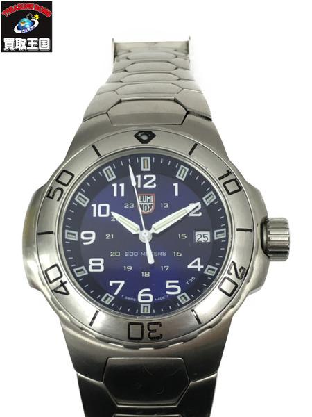 LUMINOX 300シリーズ ダイバーウォッチ 腕時計※箱状態△【中古】