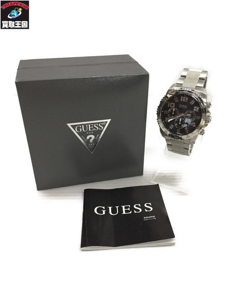 GUESS steel 腕時計 【中古】