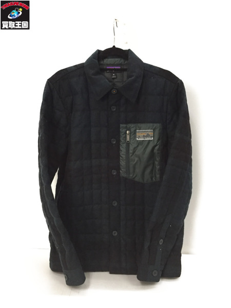 patagonia 16AW Recycled Down Shirt Jacket XS【中古】