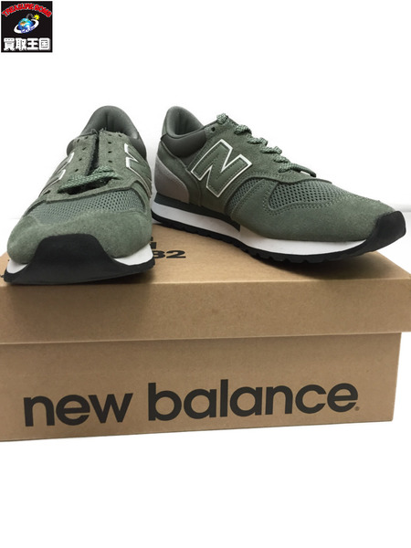 NEW BALANCE M770SGG MADE IN ENGLAND 26.0【中古】[▼]
