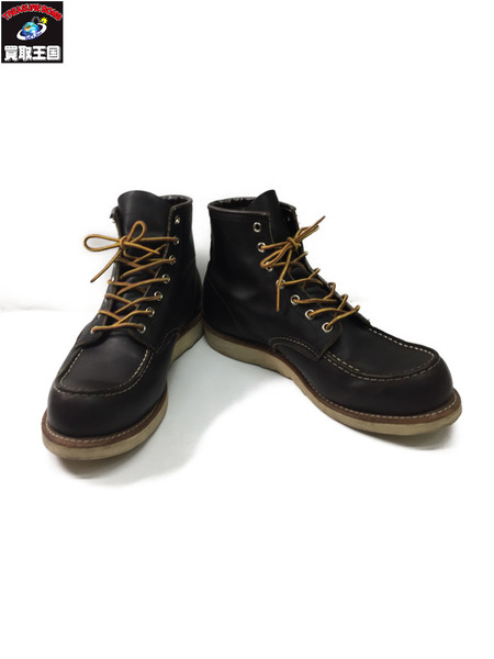 RED WING セッター モックトゥ 濃茶 4533 Size 10 1/2【中古】