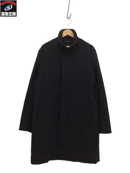 Traditional Weatherwear トラディショナルウェザーウェア ウールステンカラーコート 42【中古】