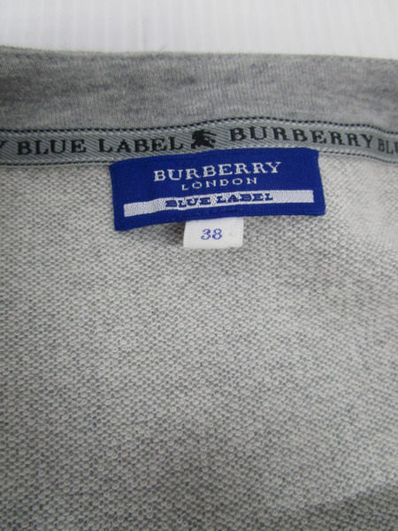 BURBERRY BLUE LABEL スエット 38rxWdCeBo