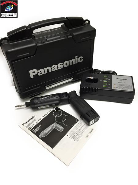 Panasonic スティックインパクトドライバー EZ7521LA 1S-B【中古】