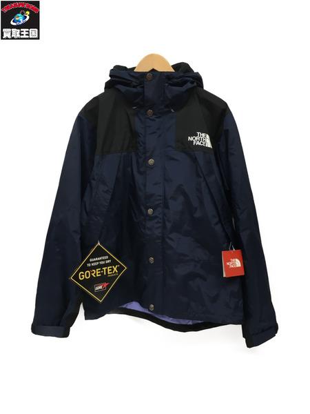 THE NORTH FACE Mountain Raintex Jacket/ネイビー/(L)【中古】