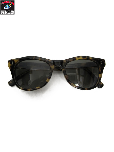 EFFECTOR×UNDERCOVER kimberly/キンバリー ウェリントン 鼈甲 サングラス【中古】