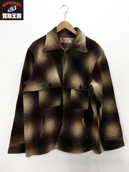 BLACK BEAR 50S ウール ジャケット TALONジッパー【中古】