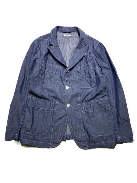 Engineered Garments/NB Jacket/M/ブルー【中古】[▼]