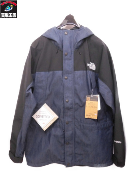THE NORTH FACE 20SS Mountain Light Denim Jacket L NP12032【中古】[▼]