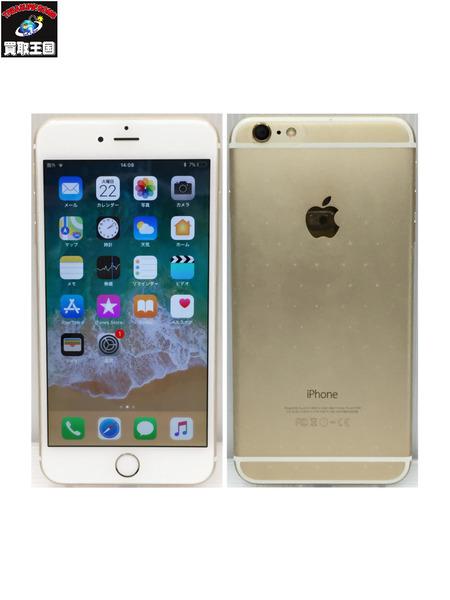 ソフトバンク iPhone6Plus 64GB ゴールド 【○】【中古】