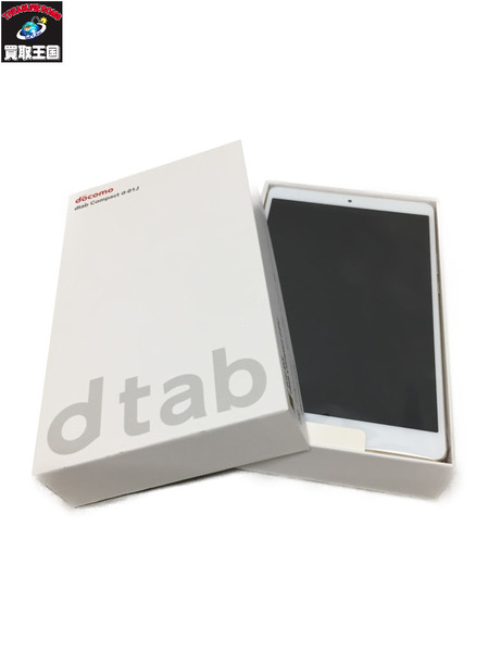 docomo dtab d-01J タブレット ○判定【中古】