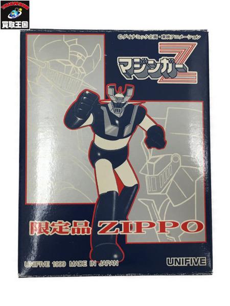 マジンガーZ 限定品ZIPPO No.4 パイルダ-オン【中古】