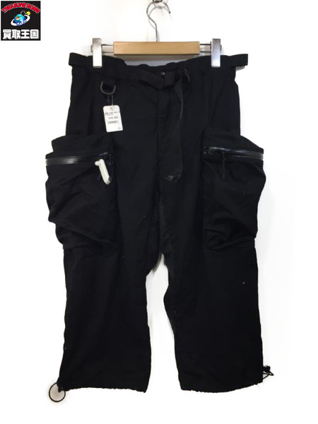 COMFY EXPED PANTS BLK (SIZE:XL)【中古】