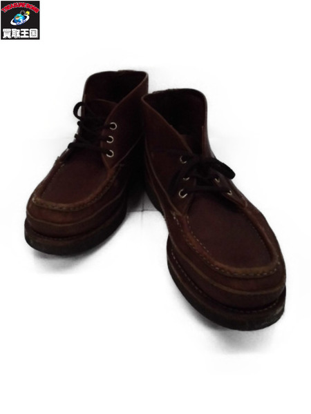 RUSSELL MOCCASIN チャッカブーツ 8 1/2【中古】