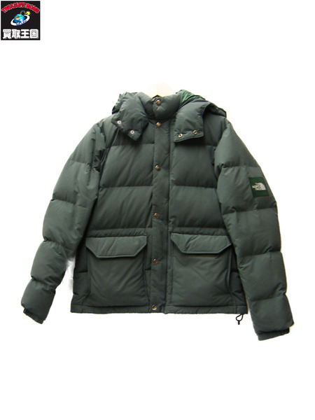 THE NORTH FACE CAMP SIERRAS SHORT NDW91847 緑 XL【中古】