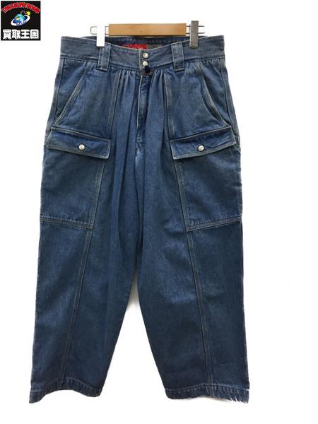 Gourmet jeans グルメジーンズ 17AW TYPE-2 BUSH デニムパンツ【中古】[▼]