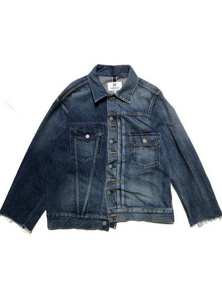 HBNS/Remake denim Jacket/size:M【中古】[▼]