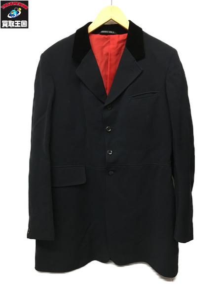 60~70s頃 HARRY HALL ビンテージハッキングジャケット(-) 乗馬用 モッズ【中古】