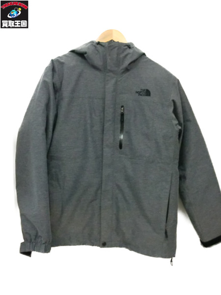 NORTH FACE Novelty Zeus Triclimate Jacket L【中古】