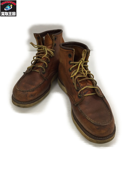 RED WING 縦羽タグ アイリッシュセッター モックトゥ size7E【中古】