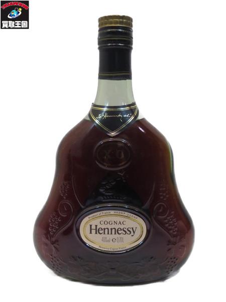 HENNESSY XO グリーンボトル 700ml 40度【中古】