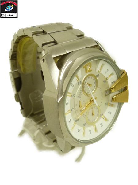 DIESEL ディーゼル DZ4265 腕時計【中古】 クロノグラフ DZ4265 クォーツ 腕時計 ディーゼル【中古】, 安心と信頼のブランドshopルーチェ:f3485aeb --- officewill.xsrv.jp