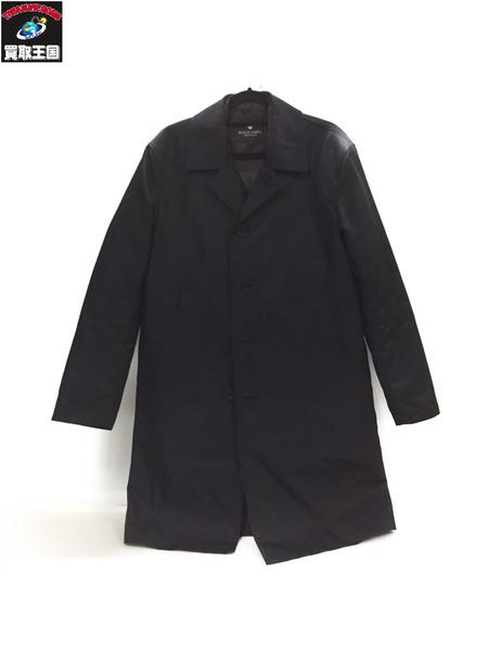 BLACK LABEL CRESTBRIDGE ダウンライナー ステンカラーコート (M)【中古】